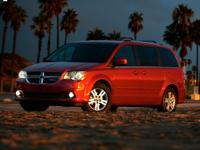 2017 Dodge Grand Caravan GT  Options:  17 Inch