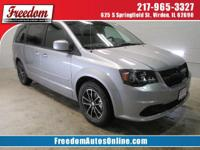 Priced below MSRP!!! This terrific MiniVan is available