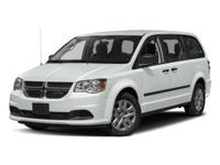 2017 Dodge Grand Caravan SE  Options:  17 Inch Wheels|4