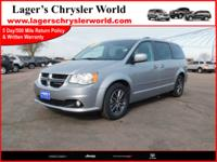 Clean, One-Owner, Accident Free Dodge Grand Caravan SXT