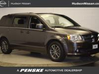 LEATHER, Grand Caravan SXT, 4D Passenger Van. New