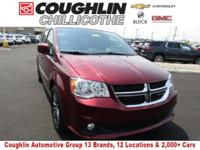 CLEAN CARFAX, 3.6L V6 24V VVT, Red. New Price! This
