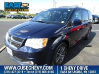 Check out this 2017 Dodge Grand Caravan SXT. Its