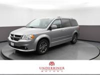 A BETTER BUYING EXPERIENCE. 2017 Dodge Grand Caravan