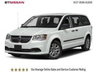 One Owner, Clean Vehicle History Report, Grand Caravan