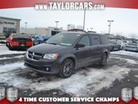 Taylor Chrysler Jeep Dodge & Ram is across IL Route 50
