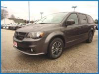 2017 Dodge Grand Caravan SXT  Options:  17 Inch