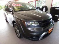 CROSSROAD PLUS AWD - CERTIFIED,CERTIFIED DODGE JOURNEY