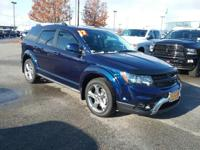 Check out this gently-used 2017 Dodge Journey we