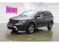 2017 Dodge Journey Crossroad AWD 3.6 Liter Automatic