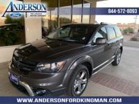 This Dodge Journey has a powerful Regular Unleaded V-6