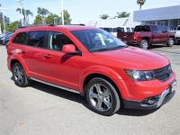 Options:  2017 Dodge Journey Crossroad Plus Awd