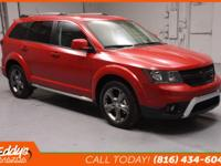 This 2017 Dodge Journey Crossroad Plus is offered to