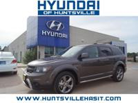 CARFAX One-Owner. Granite Pearlcoat 2017 Dodge Journey