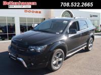 Options:  2017 Dodge Journey Crossroad|Black|My! My!