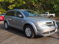 2017 Dodge Journey SE New Price! Certified. CARFAX