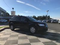 Black 2017 Dodge Journey SE FWD 4-Speed Automatic VLP