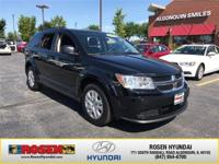 **HARD TO FIND** 2017 Dodge Journey SE with only 19,594