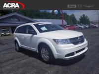 Used Dodge Journey, options include:  Keyless Entry,