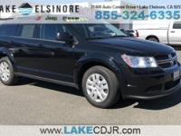 CARFAX One-Owner. 4-Speed Automatic VLP Black Metallic