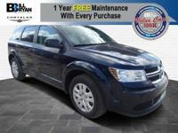 Though perfectly suited for the city, the Dodge Journey