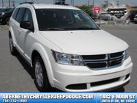 Options:  2017 Dodge Journey Se|New Price! Certified.