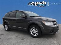 New Price! CARFAX One-Owner. Granite 2017 Dodge Journey