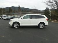 This Dodge Journey has a V6, 3.6L; FFV; DOHC high