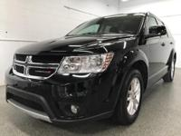 Options:  2017 Dodge Journey Sxt|Black|Carfax