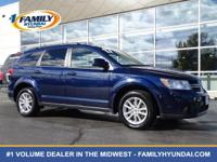 Check out this 2017 Dodge Journey SXT. Its Automatic