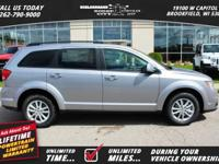 Options:  2017 Dodge Journey Sxt|*Shown Internet
