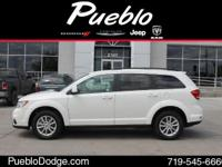CARFAX 1 OWNER. Journey SXT and AWD. Right SUV! Right