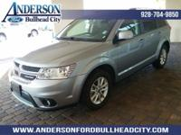 Billet Clearcoat 2017 Dodge Journey SXT FWD 6-Speed