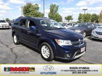 **HARD TO FIND** 2017 Dodge Journey SXT with only