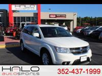 2017 DODGE JOURNEY SXT FULLY LOADED WITH 3RD ROW SEATS