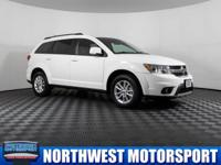 One Owner Clean Carfax SUV With Third Row Seating!