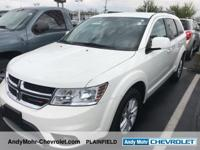 New Price!  Dodge Journey  Clean CARFAX. CARFAX