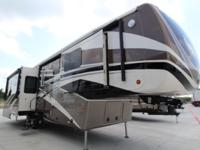 Perfect 2017 DRV Mobile Suites 38RSSA fifth wheels When