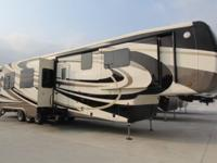 Amazing 2017 DRV Mobile Suites Fullhouse JX450 fifth