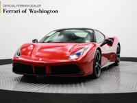 Looking for a clean, well-cared for 2017 Ferrari 488