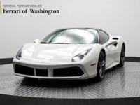 This 2017 Ferrari 488 GTB is offered to you for sale by