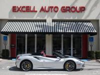 Introducing the 2017 Ferrari 488 GTB Spider with the