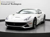 This 2017 Ferrari F12berlinetta is proudly offered by