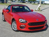 This sporty, one owner Fiat 124 Spider Classica