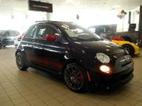 Options:  Nero Puro (Straight Black)| Power Sunroof|