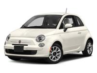 This outstanding example of a 2017 FIAT 500 Pop Hatch