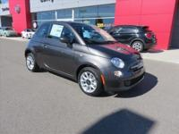 Scores 33 Highway MPG and 27 City MPG! This FIAT 500