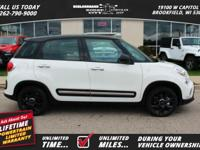 Options:  2017 Fiat 500L Trekking|*Shown Internet