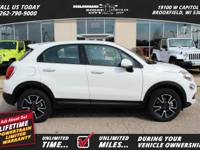 Options:  2017 Fiat 500X Pop|*Shown Internet Pricing
