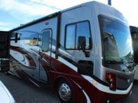 Let the Pace Arrow 36U motor home take you to new